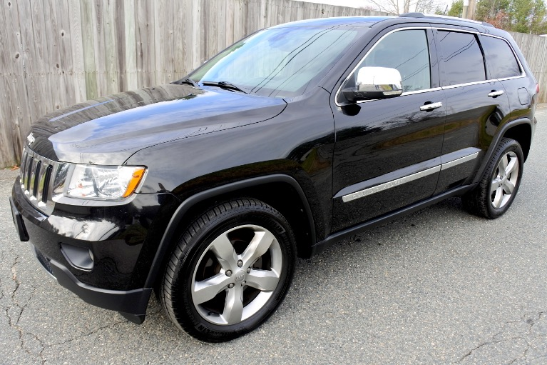 Used 2013 Jeep Grand Cherokee 4WD 4dr Limited Used 2013 Jeep Grand Cherokee 4WD 4dr Limited for sale  at Metro West Motorcars LLC in Shrewsbury MA 1