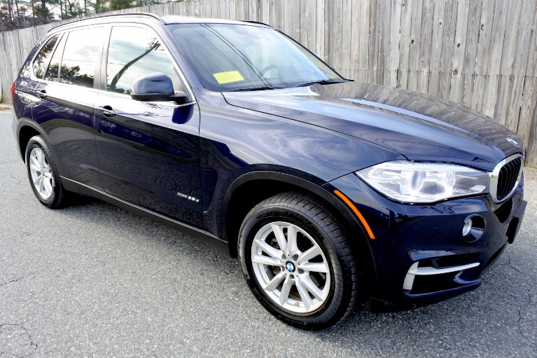 Used 2015 BMW X5 xDrive35d AWD Used 2015 BMW X5 xDrive35d AWD for sale  at Metro West Motorcars LLC in Shrewsbury MA 7