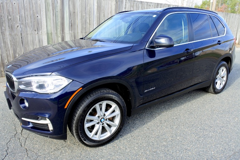 Used Used 2015 BMW X5 xDrive35d AWD for sale $23,800 at Metro West Motorcars LLC in Shrewsbury MA