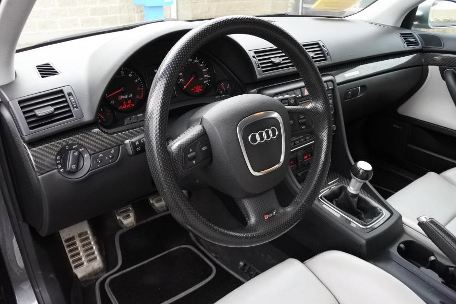 Used 2007 Audi RS 4 4dr Sdn Used 2007 Audi RS 4 4dr Sdn for sale  at Metro West Motorcars LLC in Shrewsbury MA 13