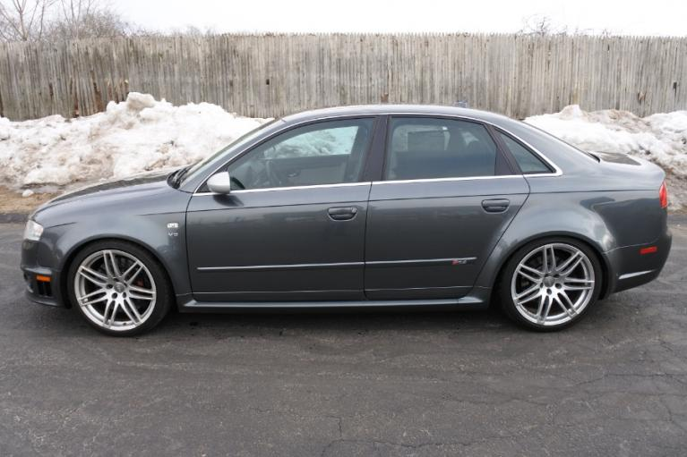 Used 2007 Audi RS 4 4dr Sdn Used 2007 Audi RS 4 4dr Sdn for sale  at Metro West Motorcars LLC in Shrewsbury MA 2