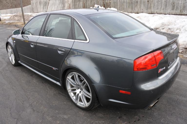 Used 2007 Audi RS 4 4dr Sdn Used 2007 Audi RS 4 4dr Sdn for sale  at Metro West Motorcars LLC in Shrewsbury MA 3