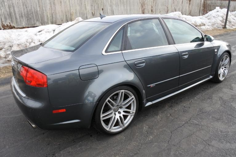 Used 2007 Audi RS 4 4dr Sdn Used 2007 Audi RS 4 4dr Sdn for sale  at Metro West Motorcars LLC in Shrewsbury MA 5