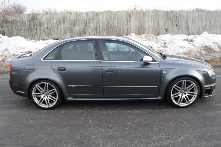 Used 2007 Audi RS 4 4dr Sdn Used 2007 Audi RS 4 4dr Sdn for sale  at Metro West Motorcars LLC in Shrewsbury MA 6