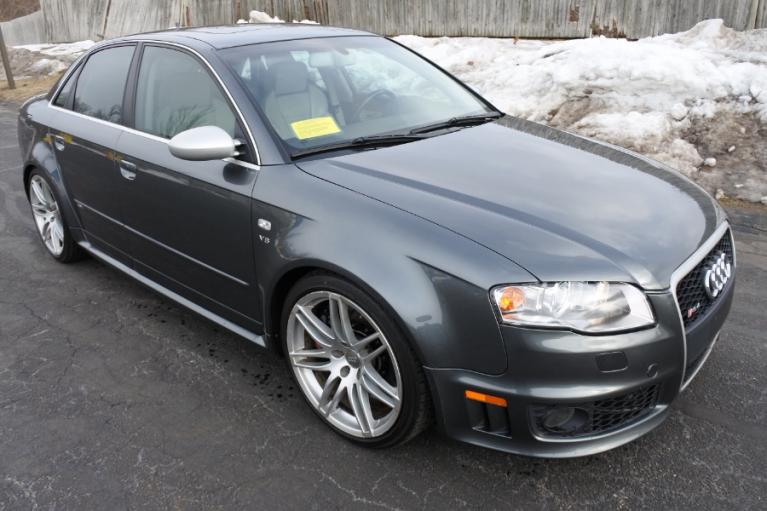 Used 2007 Audi RS 4 4dr Sdn Used 2007 Audi RS 4 4dr Sdn for sale  at Metro West Motorcars LLC in Shrewsbury MA 7