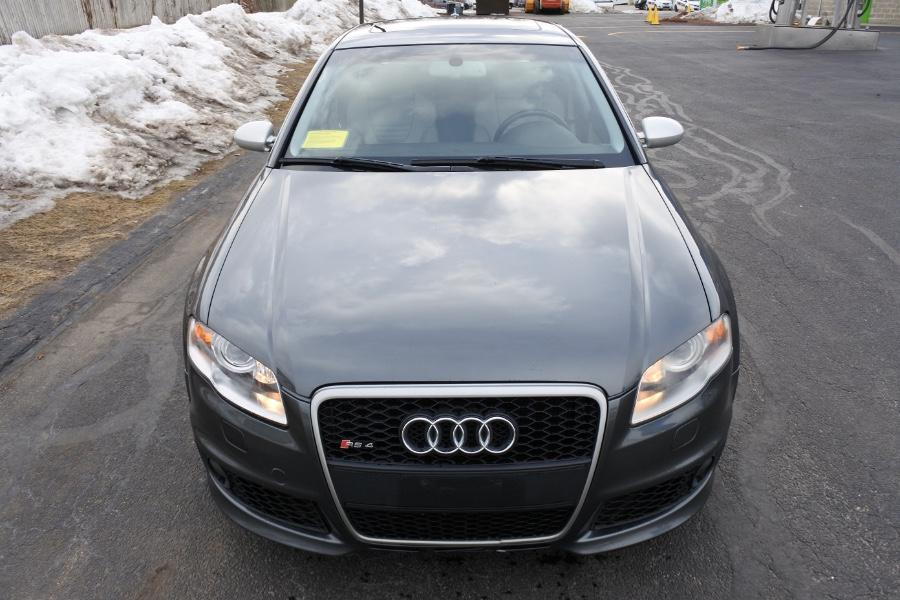 Used 2007 Audi RS 4 4dr Sdn Used 2007 Audi RS 4 4dr Sdn for sale  at Metro West Motorcars LLC in Shrewsbury MA 8