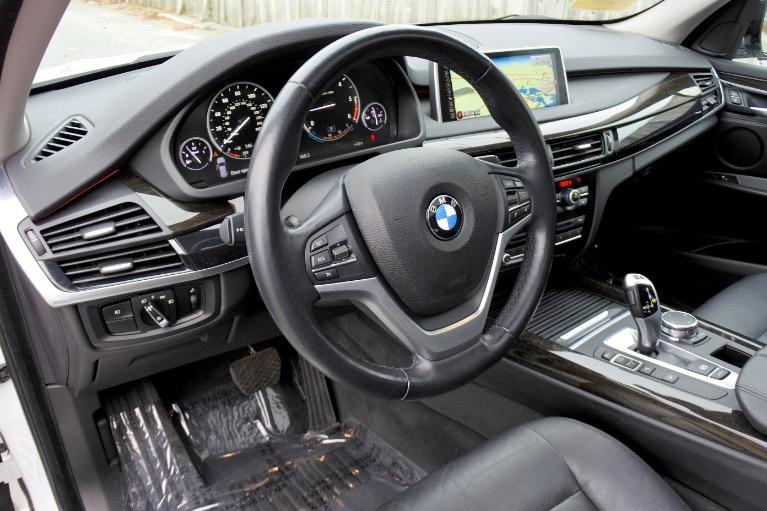Used 2015 BMW X5 xDrive35d AWD Used 2015 BMW X5 xDrive35d AWD for sale  at Metro West Motorcars LLC in Shrewsbury MA 13