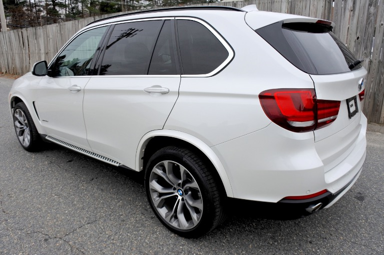Used 2015 BMW X5 xDrive35d AWD Used 2015 BMW X5 xDrive35d AWD for sale  at Metro West Motorcars LLC in Shrewsbury MA 3
