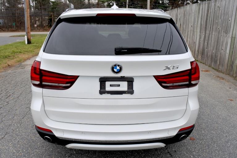 Used 2015 BMW X5 xDrive35d AWD Used 2015 BMW X5 xDrive35d AWD for sale  at Metro West Motorcars LLC in Shrewsbury MA 4