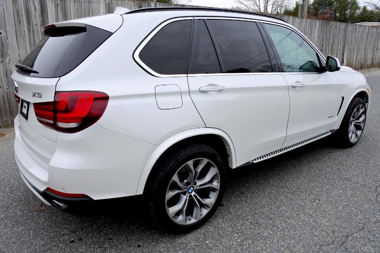Used 2015 BMW X5 xDrive35d AWD Used 2015 BMW X5 xDrive35d AWD for sale  at Metro West Motorcars LLC in Shrewsbury MA 5