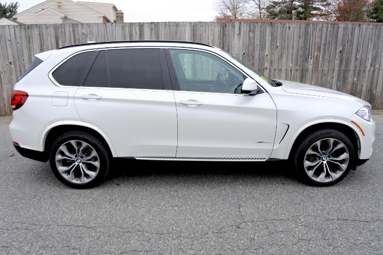 Used 2015 BMW X5 xDrive35d AWD Used 2015 BMW X5 xDrive35d AWD for sale  at Metro West Motorcars LLC in Shrewsbury MA 6