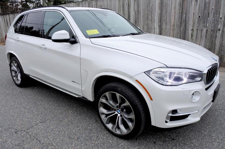 Used 2015 BMW X5 xDrive35d AWD Used 2015 BMW X5 xDrive35d AWD for sale  at Metro West Motorcars LLC in Shrewsbury MA 7