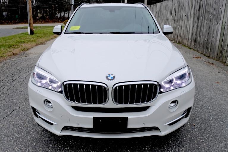 Used 2015 BMW X5 xDrive35d AWD Used 2015 BMW X5 xDrive35d AWD for sale  at Metro West Motorcars LLC in Shrewsbury MA 8