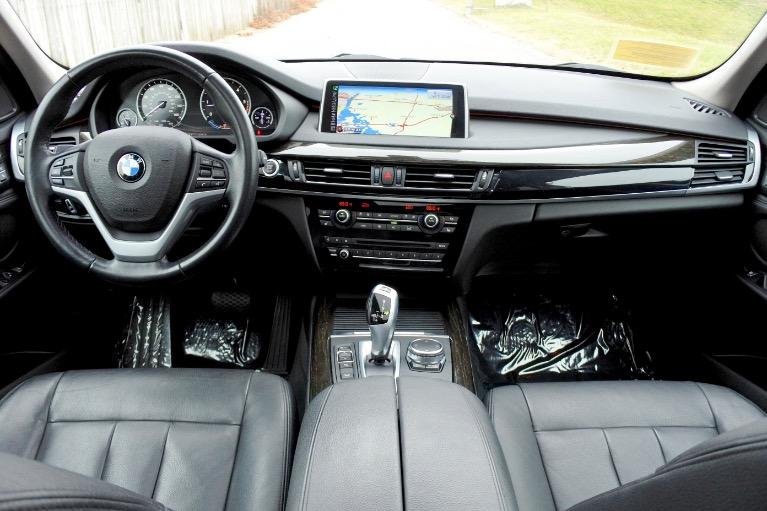 Used 2015 BMW X5 xDrive35d AWD Used 2015 BMW X5 xDrive35d AWD for sale  at Metro West Motorcars LLC in Shrewsbury MA 9