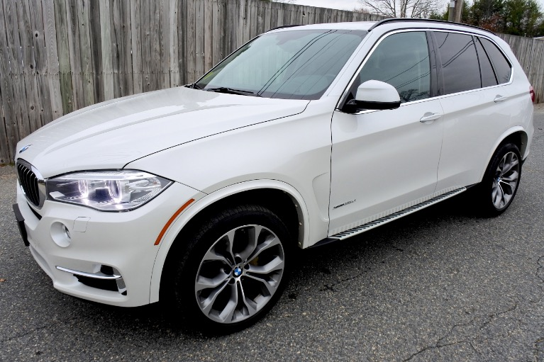 Used Used 2015 BMW X5 xDrive35d AWD for sale $24,800 at Metro West Motorcars LLC in Shrewsbury MA