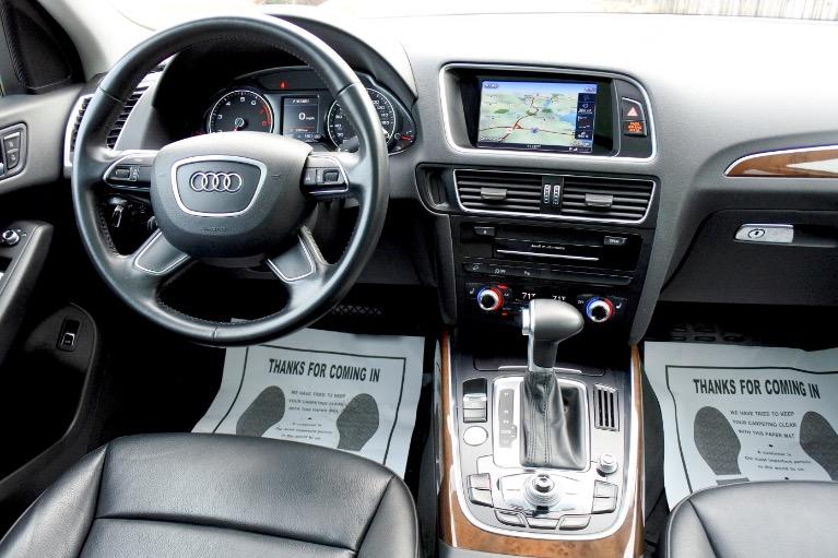Used 2017 Audi Q5 2.0 TFSI Premium Quattro Used 2017 Audi Q5 2.0 TFSI Premium Quattro for sale  at Metro West Motorcars LLC in Shrewsbury MA 10