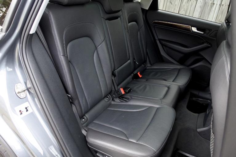 Used 2017 Audi Q5 2.0 TFSI Premium Quattro Used 2017 Audi Q5 2.0 TFSI Premium Quattro for sale  at Metro West Motorcars LLC in Shrewsbury MA 18