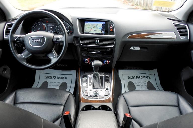 Used 2017 Audi Q5 2.0 TFSI Premium Quattro Used 2017 Audi Q5 2.0 TFSI Premium Quattro for sale  at Metro West Motorcars LLC in Shrewsbury MA 9