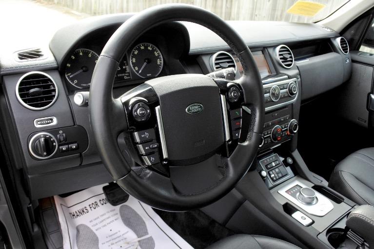 Used 2016 Land Rover Lr4 HSE Silver Edition Used 2016 Land Rover Lr4 HSE Silver Edition for sale  at Metro West Motorcars LLC in Shrewsbury MA 13