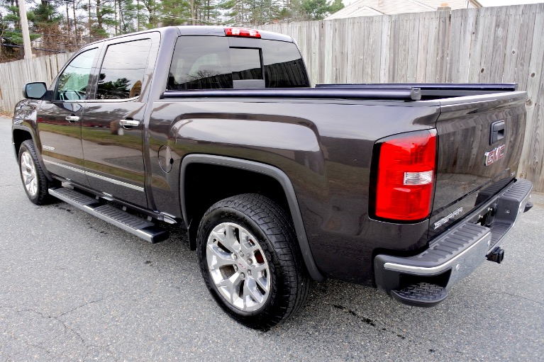 Used 2015 GMC Sierra 1500 4WD Crew Cab 143.5' SLT Used 2015 GMC Sierra 1500 4WD Crew Cab 143.5' SLT for sale  at Metro West Motorcars LLC in Shrewsbury MA 3