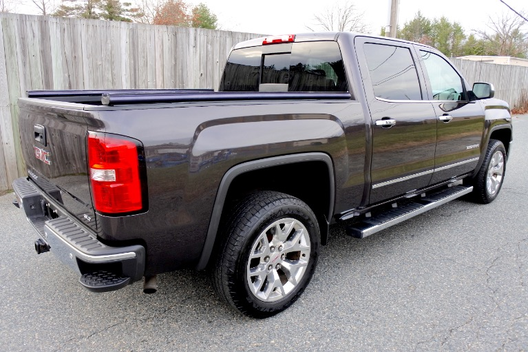 Used 2015 GMC Sierra 1500 4WD Crew Cab 143.5' SLT Used 2015 GMC Sierra 1500 4WD Crew Cab 143.5' SLT for sale  at Metro West Motorcars LLC in Shrewsbury MA 5