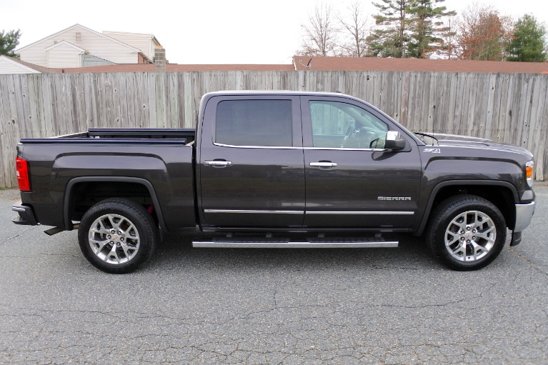 Used 2015 GMC Sierra 1500 4WD Crew Cab 143.5' SLT Used 2015 GMC Sierra 1500 4WD Crew Cab 143.5' SLT for sale  at Metro West Motorcars LLC in Shrewsbury MA 6