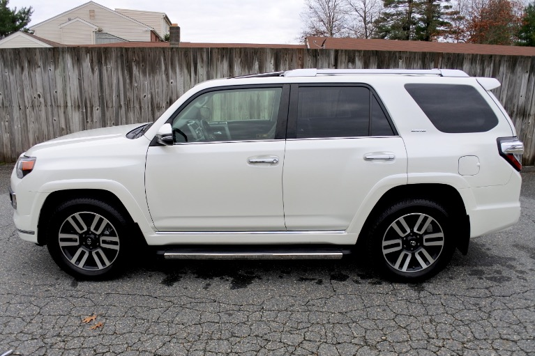 Used 2016 Toyota 4runner Limited 4WD Used 2016 Toyota 4runner Limited 4WD for sale  at Metro West Motorcars LLC in Shrewsbury MA 2