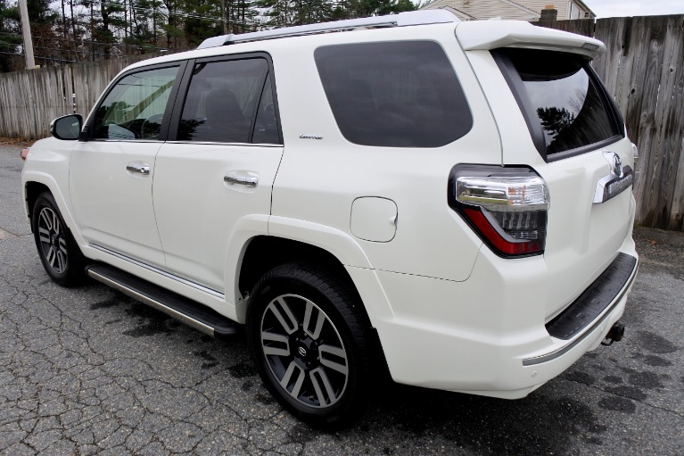 Used 2016 Toyota 4runner Limited 4WD Used 2016 Toyota 4runner Limited 4WD for sale  at Metro West Motorcars LLC in Shrewsbury MA 3