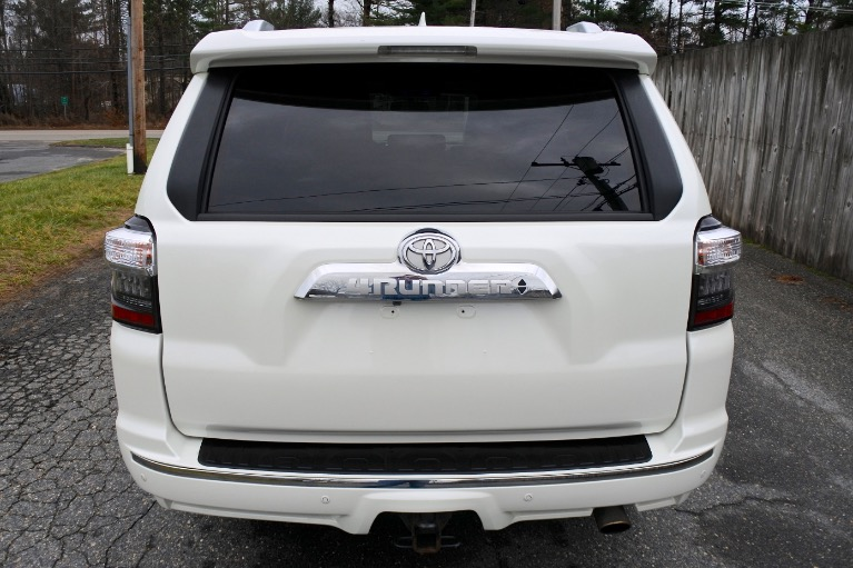 Used 2016 Toyota 4runner Limited 4WD Used 2016 Toyota 4runner Limited 4WD for sale  at Metro West Motorcars LLC in Shrewsbury MA 4