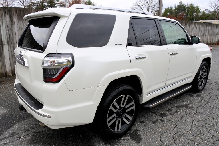 Used 2016 Toyota 4runner Limited 4WD Used 2016 Toyota 4runner Limited 4WD for sale  at Metro West Motorcars LLC in Shrewsbury MA 5