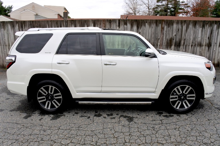 Used 2016 Toyota 4runner Limited 4WD Used 2016 Toyota 4runner Limited 4WD for sale  at Metro West Motorcars LLC in Shrewsbury MA 6