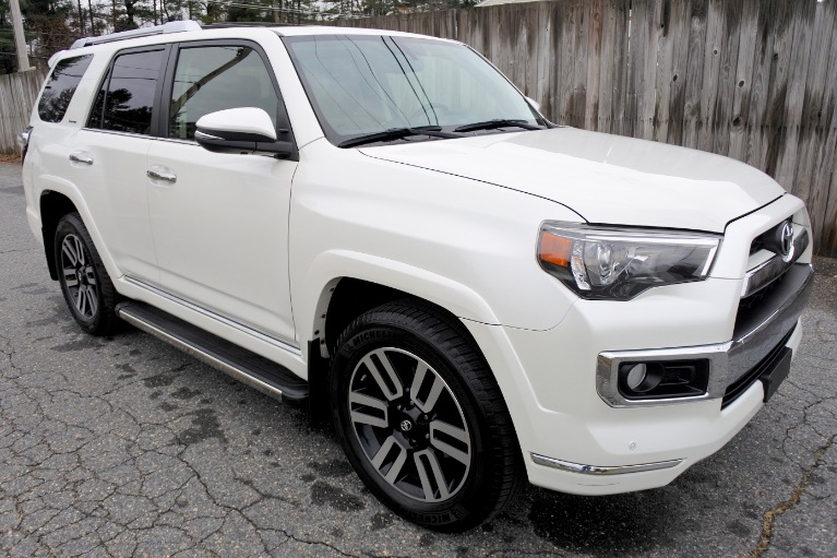 Used 2016 Toyota 4runner Limited 4WD Used 2016 Toyota 4runner Limited 4WD for sale  at Metro West Motorcars LLC in Shrewsbury MA 7
