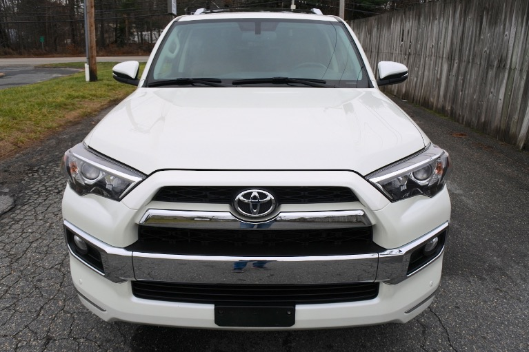 Used 2016 Toyota 4runner Limited 4WD Used 2016 Toyota 4runner Limited 4WD for sale  at Metro West Motorcars LLC in Shrewsbury MA 8
