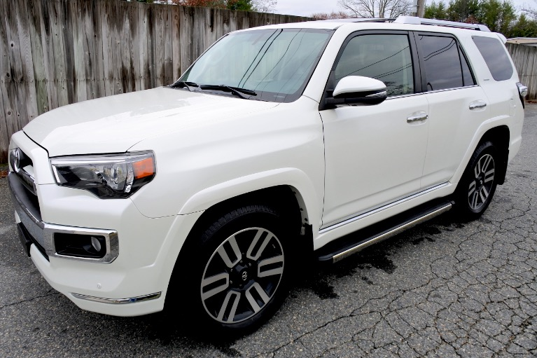Used 2016 Toyota 4runner Limited 4WD Used 2016 Toyota 4runner Limited 4WD for sale  at Metro West Motorcars LLC in Shrewsbury MA 1
