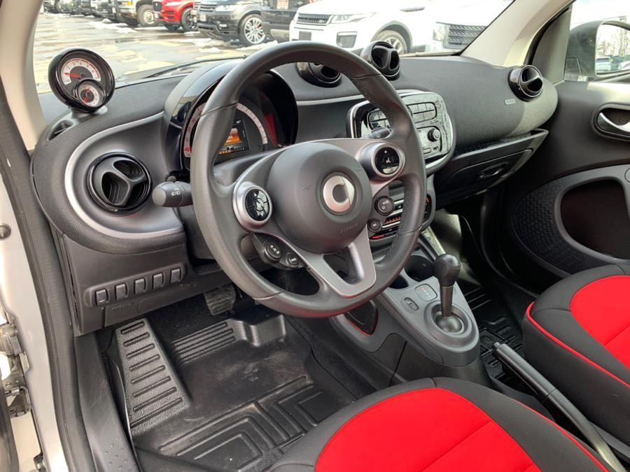Used 2016 Smart fortwo 2dr Cpe Passion Used 2016 Smart fortwo 2dr Cpe Passion for sale  at Metro West Motorcars LLC in Shrewsbury MA 13