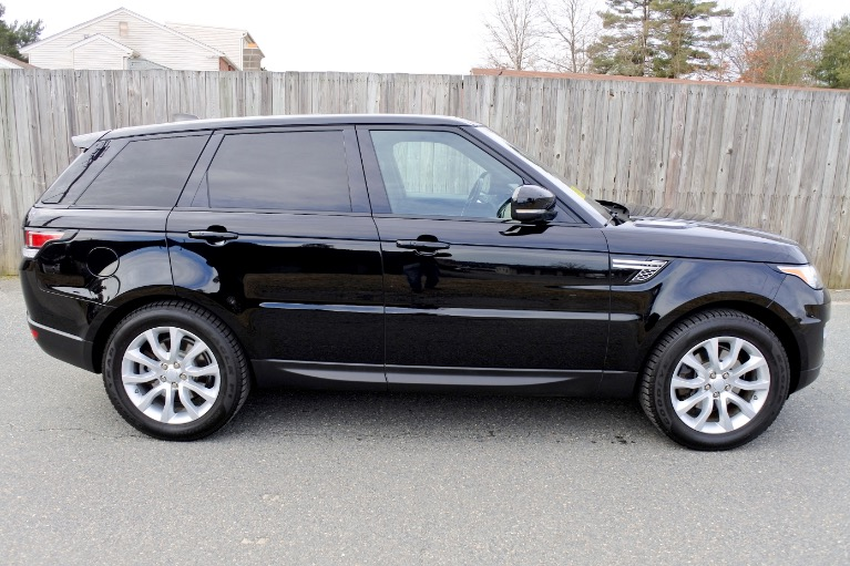 Used 2017 Land Rover Range Rover Sport Td6 HSE Used 2017 Land Rover Range Rover Sport Td6 HSE for sale  at Metro West Motorcars LLC in Shrewsbury MA 6
