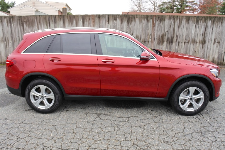 Used 2018 Mercedes-Benz Glc GLC300 4MATIC Used 2018 Mercedes-Benz Glc GLC300 4MATIC for sale  at Metro West Motorcars LLC in Shrewsbury MA 6