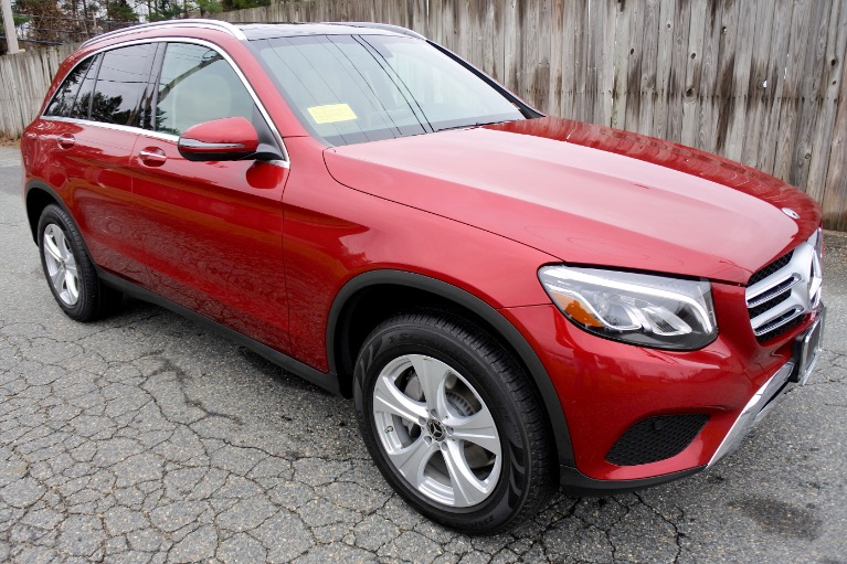 Used 2018 Mercedes-Benz Glc GLC300 4MATIC Used 2018 Mercedes-Benz Glc GLC300 4MATIC for sale  at Metro West Motorcars LLC in Shrewsbury MA 7