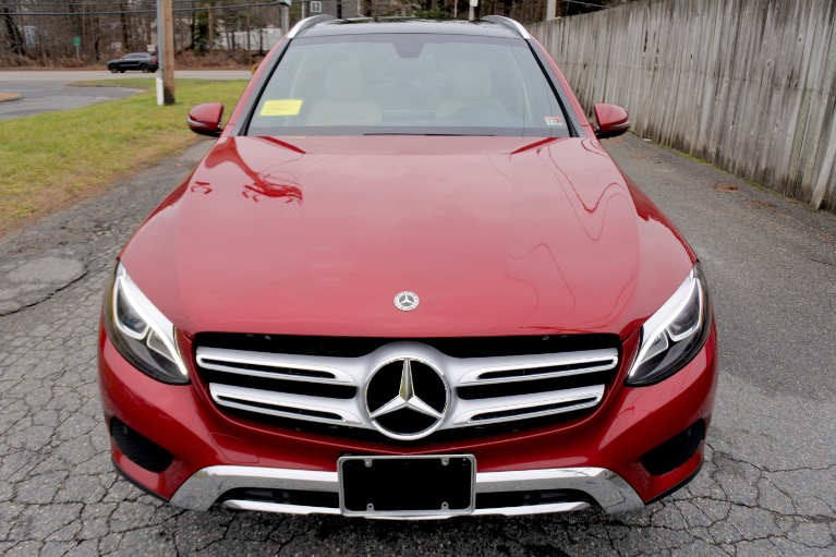 Used 2018 Mercedes-Benz Glc GLC300 4MATIC Used 2018 Mercedes-Benz Glc GLC300 4MATIC for sale  at Metro West Motorcars LLC in Shrewsbury MA 8