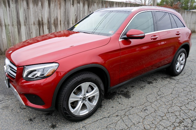 Used 2018 Mercedes-Benz Glc GLC300 4MATIC Used 2018 Mercedes-Benz Glc GLC300 4MATIC for sale  at Metro West Motorcars LLC in Shrewsbury MA 1