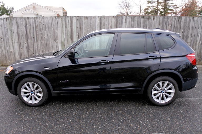 Used 2013 BMW X3 xDrive28i AWD Used 2013 BMW X3 xDrive28i AWD for sale  at Metro West Motorcars LLC in Shrewsbury MA 2