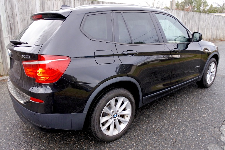 Used 2013 BMW X3 xDrive28i AWD Used 2013 BMW X3 xDrive28i AWD for sale  at Metro West Motorcars LLC in Shrewsbury MA 5