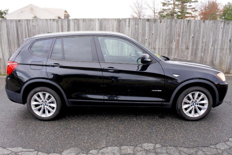 Used 2013 BMW X3 xDrive28i AWD Used 2013 BMW X3 xDrive28i AWD for sale  at Metro West Motorcars LLC in Shrewsbury MA 6