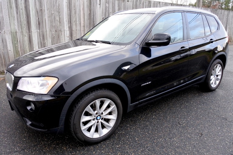 Used 2013 BMW X3 xDrive28i AWD Used 2013 BMW X3 xDrive28i AWD for sale  at Metro West Motorcars LLC in Shrewsbury MA 1