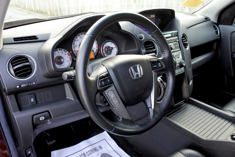 Used 2012 Honda Pilot EX-L 4WD Used 2012 Honda Pilot EX-L 4WD for sale  at Metro West Motorcars LLC in Shrewsbury MA 12