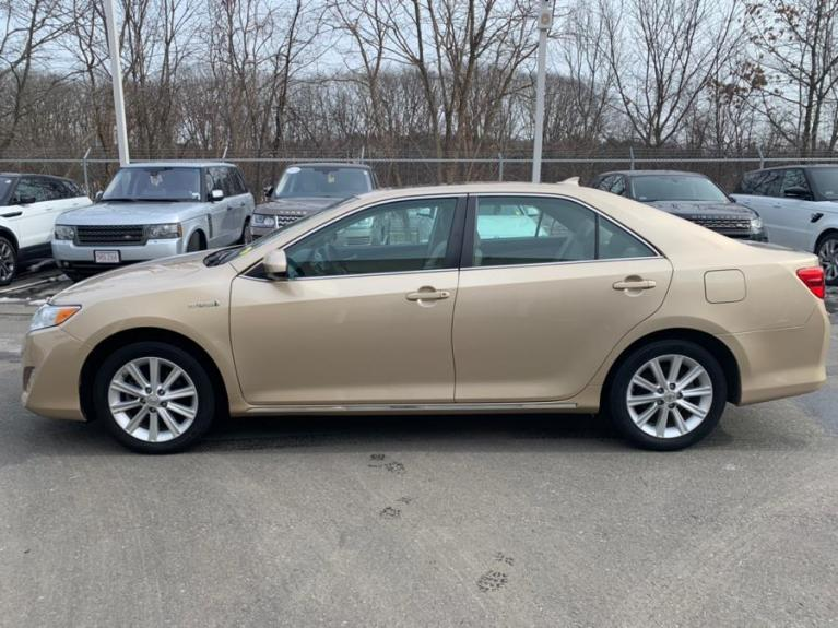 Used 2012 Toyota Camry Hybrid 4dr Sdn XLE Used 2012 Toyota Camry Hybrid 4dr Sdn XLE for sale  at Metro West Motorcars LLC in Shrewsbury MA 2