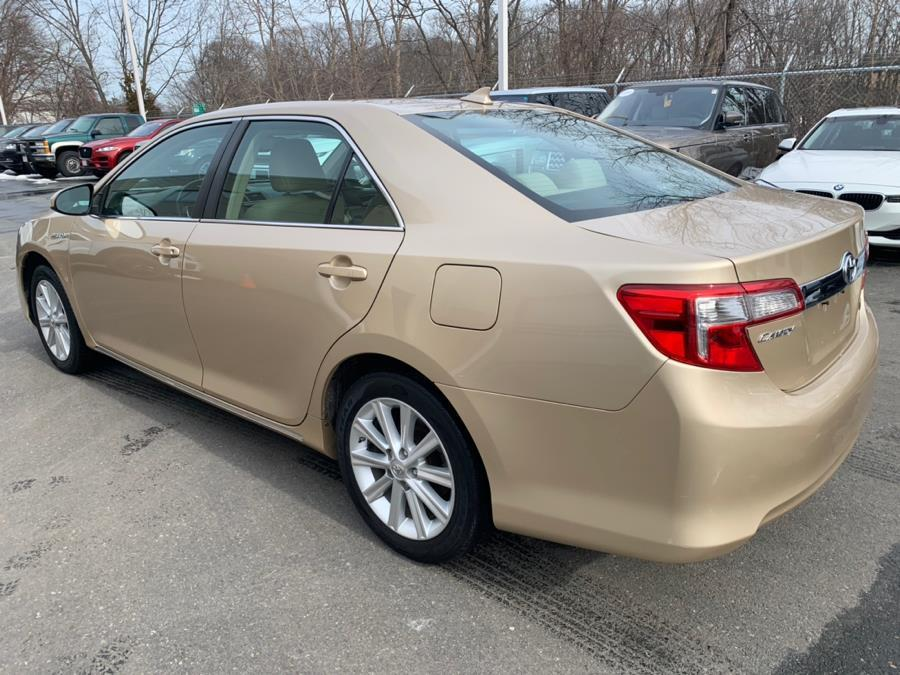 Used 2012 Toyota Camry Hybrid 4dr Sdn XLE Used 2012 Toyota Camry Hybrid 4dr Sdn XLE for sale  at Metro West Motorcars LLC in Shrewsbury MA 3