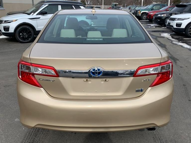 Used 2012 Toyota Camry Hybrid 4dr Sdn XLE Used 2012 Toyota Camry Hybrid 4dr Sdn XLE for sale  at Metro West Motorcars LLC in Shrewsbury MA 4