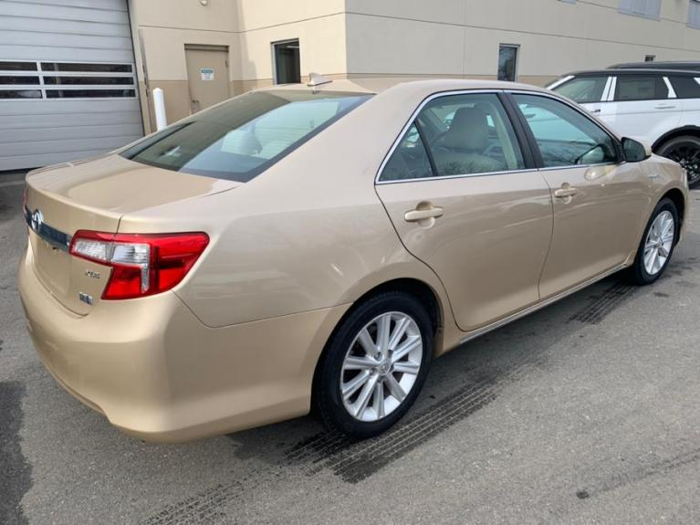 Used 2012 Toyota Camry Hybrid 4dr Sdn XLE Used 2012 Toyota Camry Hybrid 4dr Sdn XLE for sale  at Metro West Motorcars LLC in Shrewsbury MA 5