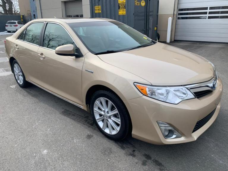 Used 2012 Toyota Camry Hybrid 4dr Sdn XLE Used 2012 Toyota Camry Hybrid 4dr Sdn XLE for sale  at Metro West Motorcars LLC in Shrewsbury MA 7